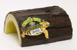 Turtle Hut Natural Half Log Turtle Shelter X-Large