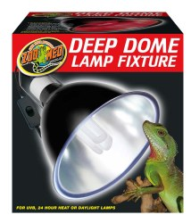 Deep Dome Lamp Fixture