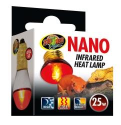 Nano Infrared Heat Lamp Bulb 25w