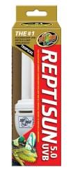 ReptiSun 5.0 UVB Tropical Compact Fluorescent Bulb 26w