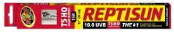 "ReptiSun 10.0 UVB High Output T5 Linear Lamp Bulb 12"""