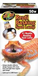 Repti Basking Spot Lamp Bulb 50w