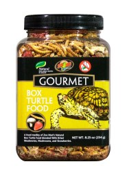 Gourmet Box Turtle Food 8.25oz