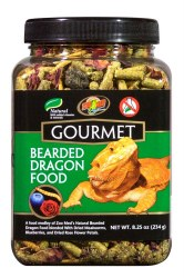 Gourmet Bearded Dragon Food 8.25oz