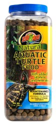 Maintenance Formula Natural Aquatic Turtle Food 12oz