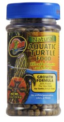 Growth Formula Natural Aquatic Turtle Food 1.85oz