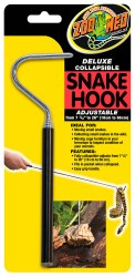 Deluxe Collapsible Snake Hook 7.25-26""
