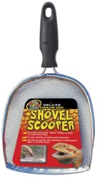 Deluxe Stainless Steel Shovel Scooper