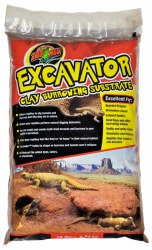 Excavator Clay Burrowing Substrate 10lb