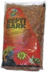 Premium ReptiBark Natural Reptile Bedding Substrate 24qt