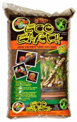Eco Earth Loose Coconut Fiber Substrate 8qt