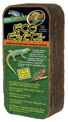 Eco Earth Compressed Coconut Fiber Substrate 7-8L 1pk
