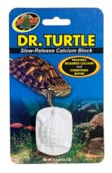 Dr. Turtle Slow-Release Calcium Block Turtle Supplement .5oz