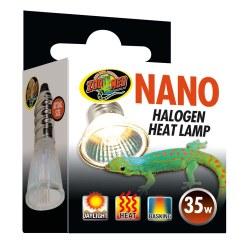 Nano Halogen Heat Lamp Bulb 35w