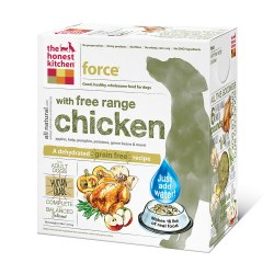 Force Grain Free Chicken Recipe Dehydrated Dog Food 4lb