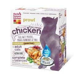 Prowl Grain Free Chicken Recipe Dehydrated Cat Food 4lb