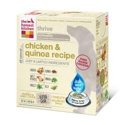 Thrive Grain Free Chicken Recipe Dehydrated Dog Food 4lb