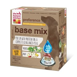 Preference Grain Free Base Mix Dehydrated Dog Food 3lb
