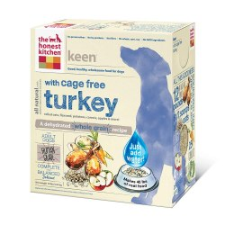 Keen Turkey Recipe Dehydrated Dog Food 10lb