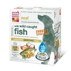 Zeal Grain Free Fish Recipe Dehydrated Dog Food 4lb