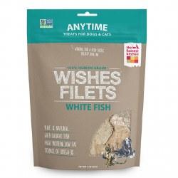 Wishes Filets Whitefish Treats 3oz