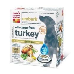 Embark Grain Free Turkey Recipe Dehydrated Dog Food 2lb
