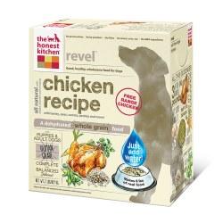 Revel Chicken Recipe Dehydrated Dog Food 2lb
