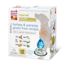 Marvel Grain Free Turkey & Parsnip Dehydrated Dog Food 4lb