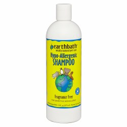 Hypo-Allergenic Fragrance Free Pet Shampoo 16oz