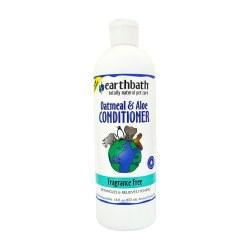 Oatmeal & Aloe Frangrance Free Pet Conditioner 16oz