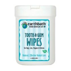 Tooth & Gum Wipes 4oz