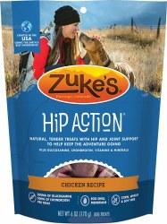 Hip Action Chicken Dog Treats 6oz