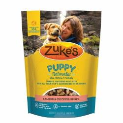 Puppy Naturals Salmon & Chickpea Recipe Dog Treats 5oz