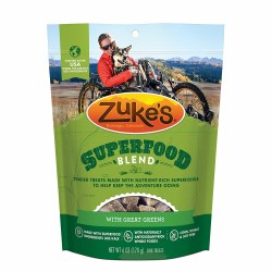 SuperFood Blend with Great Greens Dog Treats 6oz