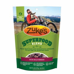 SuperFood Blend with Bold Berries Dog Treats 6oz