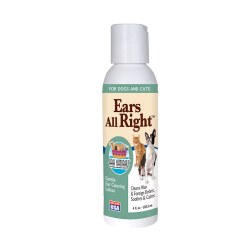 Ears All Right Ear Cleaner 4oz