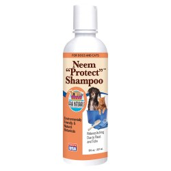 Neem 'Protect' Pet Shampoo 8oz