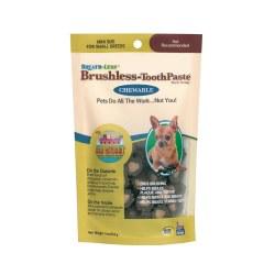 Brushless Toothpaste Dental Pet Chew Mini
