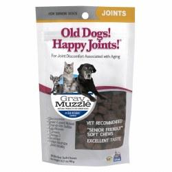 Gray Muzzle Happy Joint Senior Dog Treats 90ct