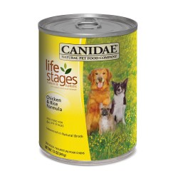 Life Stages Chicken & Rice Formula Canned Dog Food 13oz