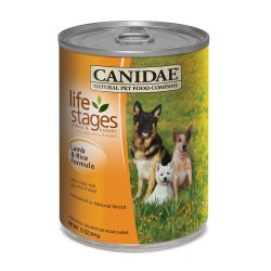 Life Stages Lamb & Rice Formula Canned Dog Food 13oz