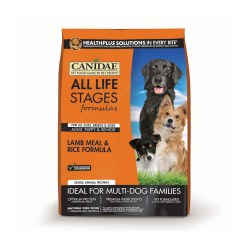 Life Stages Lamb Meal & Rice Formula Dry Dog Food 30lb