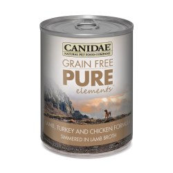 Grain Free Pure Elements Canned Dog Food 13oz
