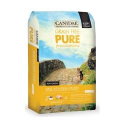 Grain Free Pure Foundations Puppy Formula Dry Dog Food 12lb