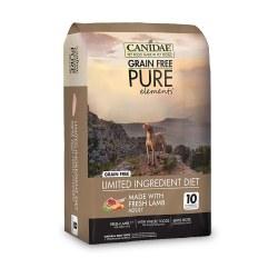 Grain Free Pure Elements Dry Dog Food 24lb