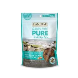 Grain Free Pure Heaven Salmon & Sweet Potato Dog Biscuits 11oz