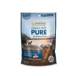Grain Free Pure Heaven Duck & Chickpea Dog Biscuits 11oz