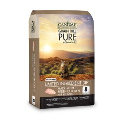 Grain Free Pure Elements Dry Cat Food 5lb