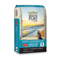Grain Free Pure Ocean Dry Cat Food 5lb