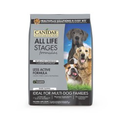 Life Stages Less Active Formula Dry Dog Food 5lb